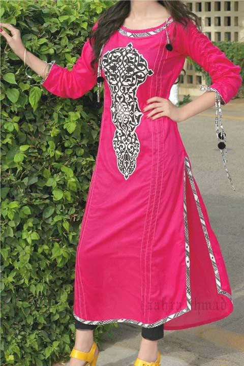 Red Dresses For Girls New designs 2014/15 by Pehnaway