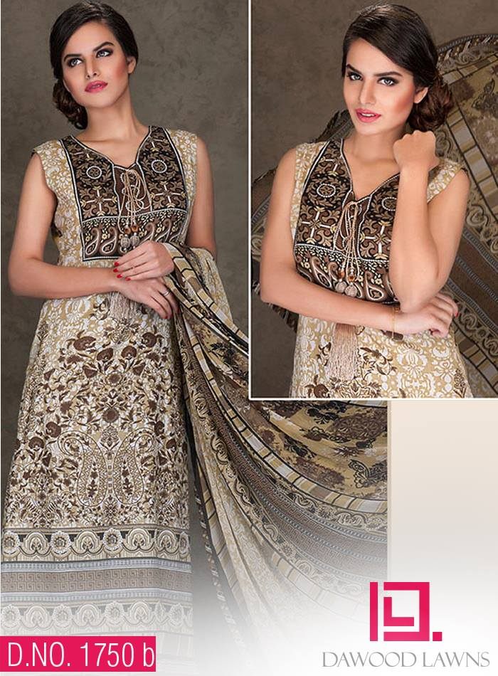 Dawood Textiles Awesome Zam Zam Lawn Wear Collection Vol 01 For Women