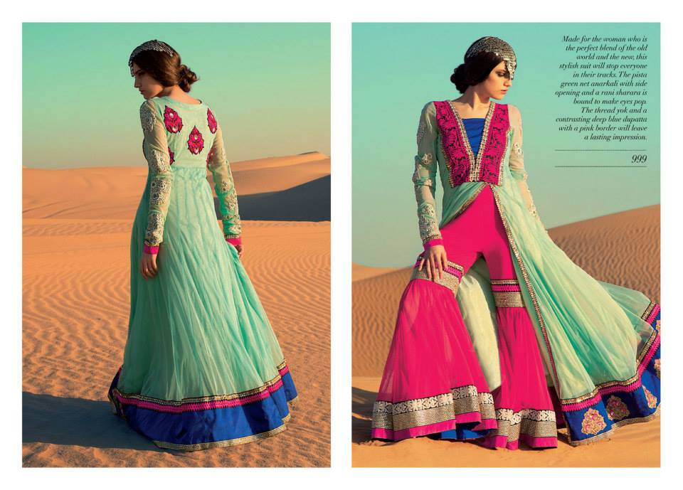 Pehchan (RAMA) Stylish Indian Ready to Wear Frock Designs ... | 960 x 689 jpeg 81kB