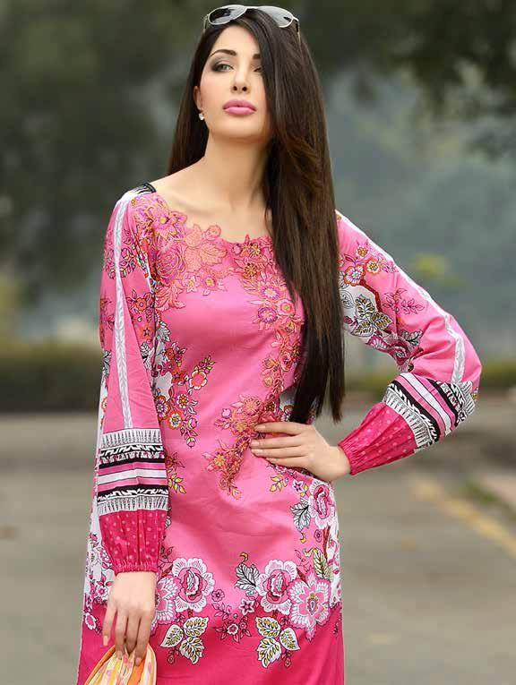 Sobia Nazir New Summer Wear Lawn Collection for Girls