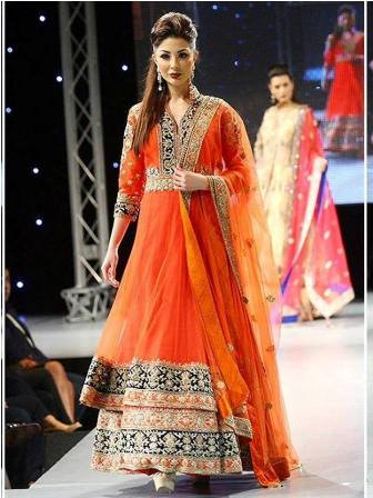 Fancy Dresses And Party Dresses For Girls Collection 2014