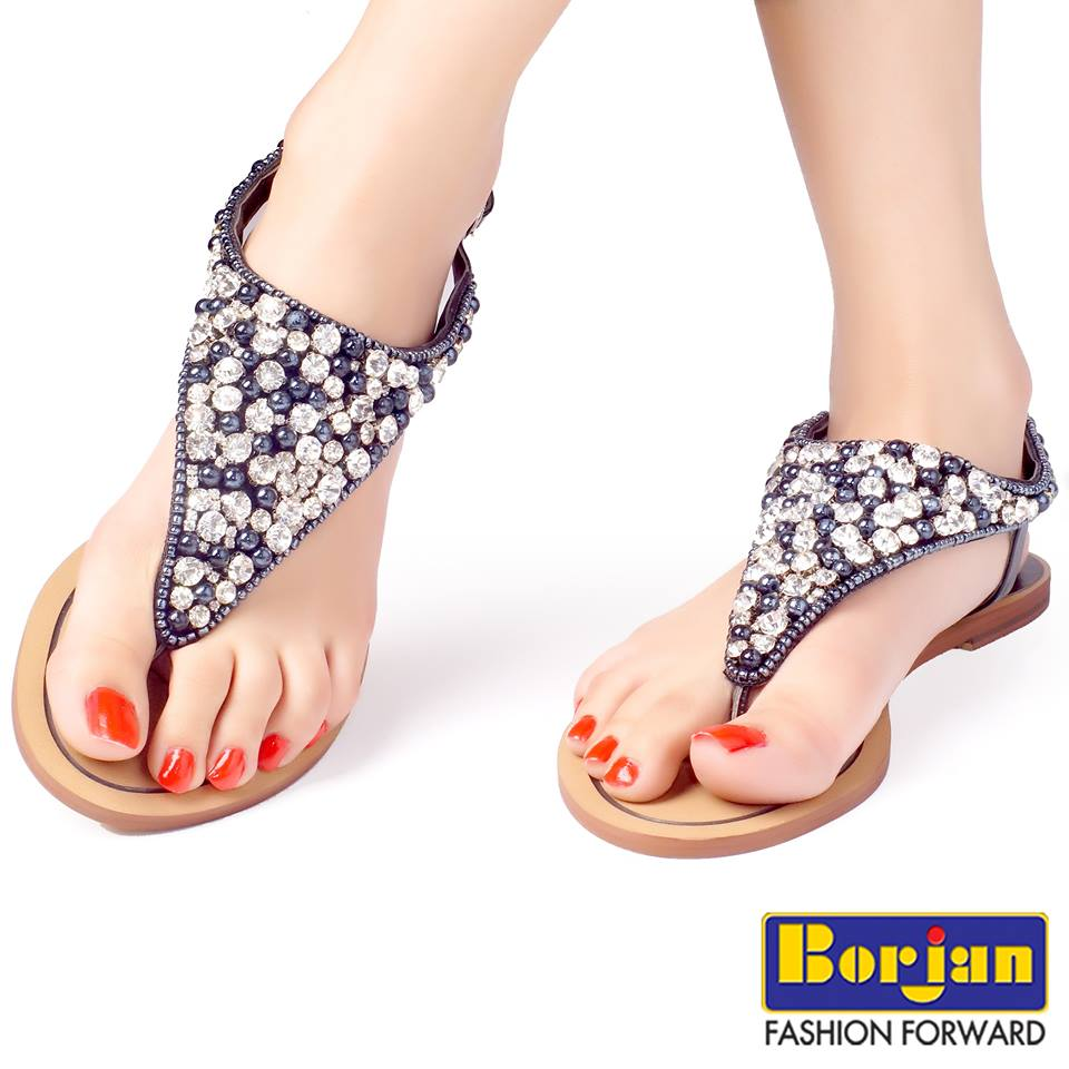 Borjan Shoes Spring Summer Collection 2014 For Women