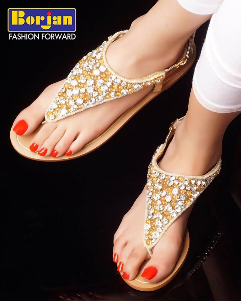 Borjan Shoes Spring foot wear