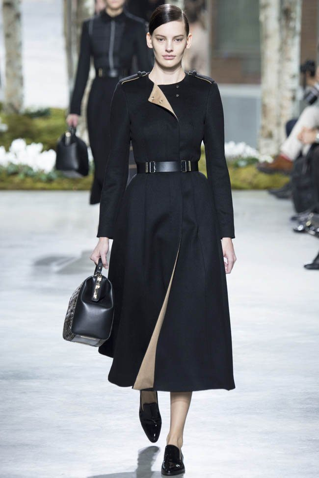 Black Dress Outfits 2014 For Women By Hugo Boss