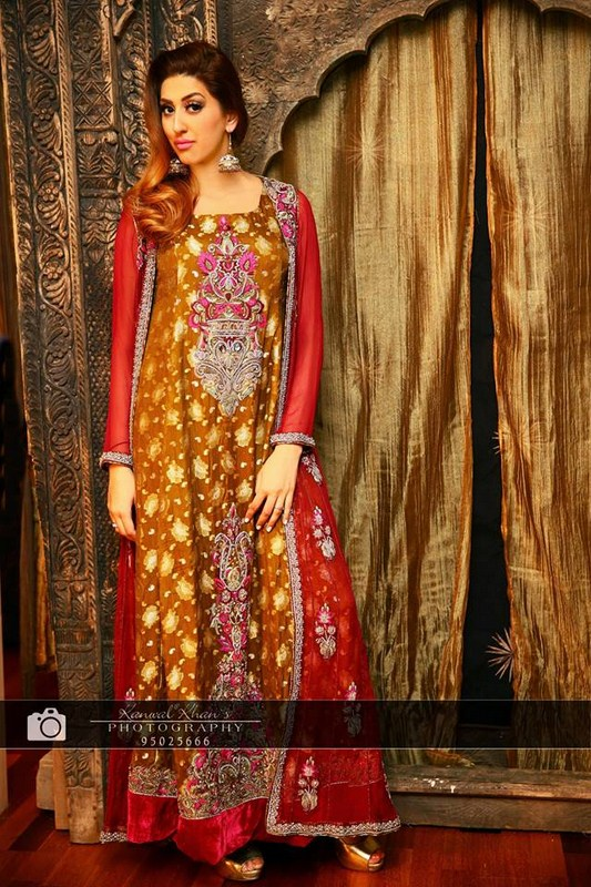 Glamor Creation Stylish Dress Design 2014 For Ladies | 533 x 800 jpeg 168kB