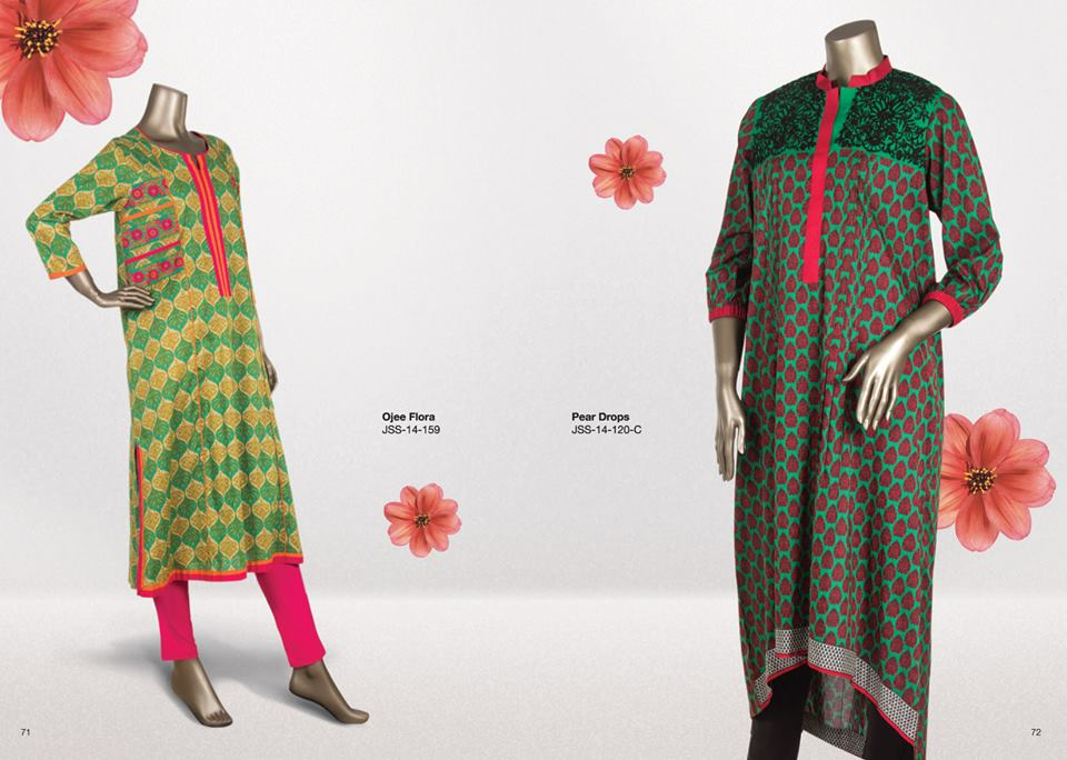 Junaid Jamshed New Summer Lawn Dress Collection 2014 Vol-2 ...