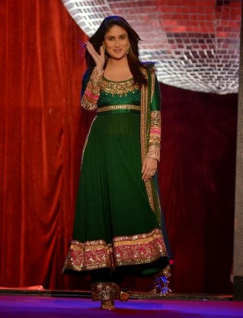 Kareena Hot in Manish Malhotra's Lehenga and Anarkali ...