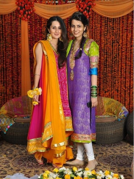 Mehndi Party Dresses You Must Have In Your Wardrobe