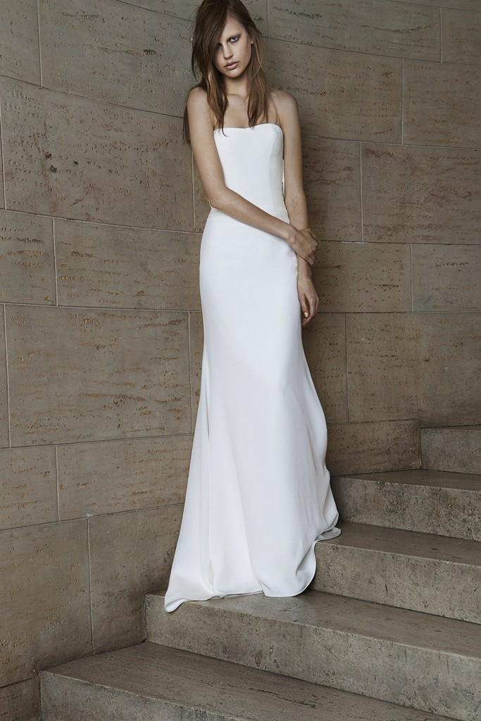 Vera Wang Wedding Wear Collection 2014 for Bridals