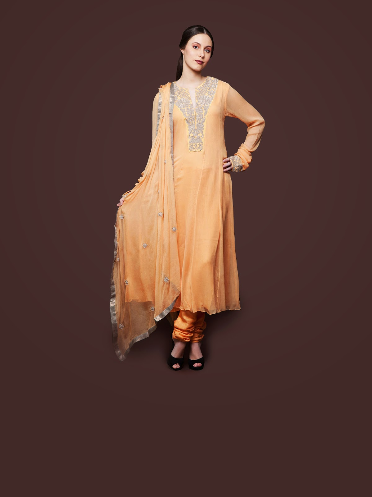 Latest Designer Suits For Women Fashion Fist 14