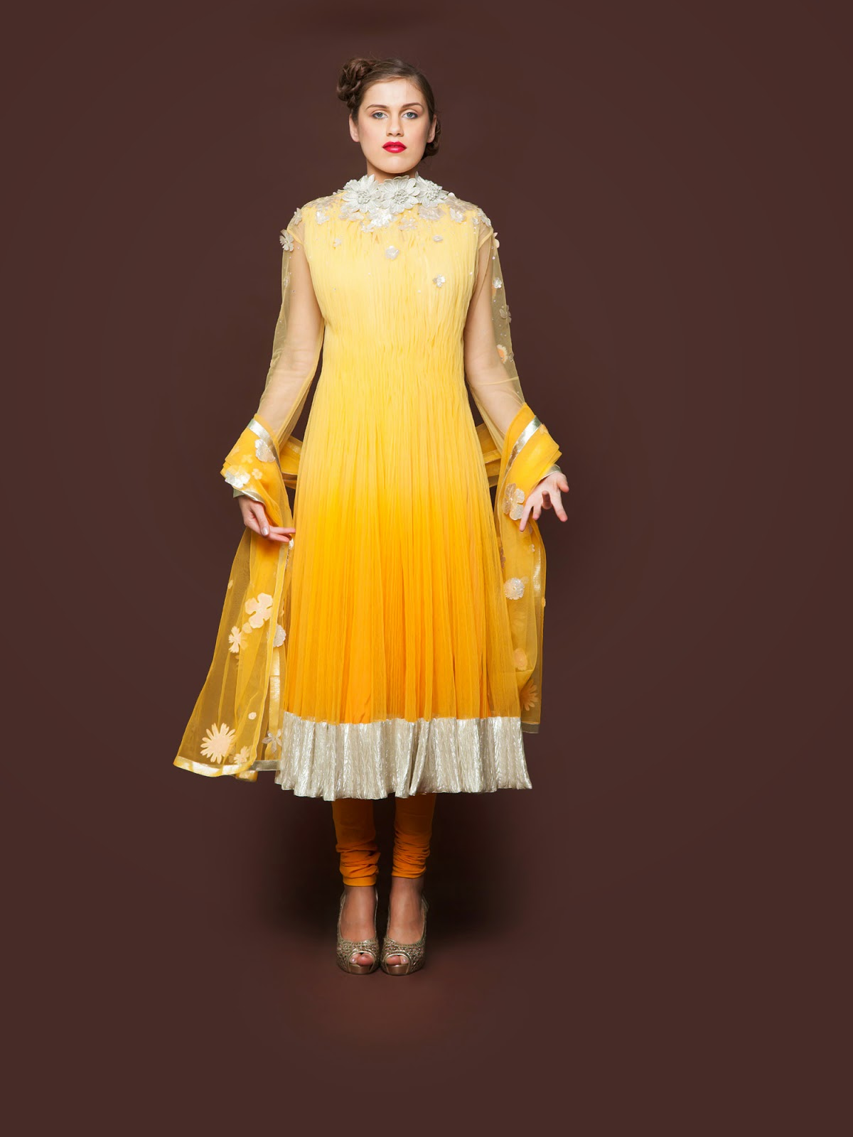Latest Designer Suits For Women Fashion Fist 8