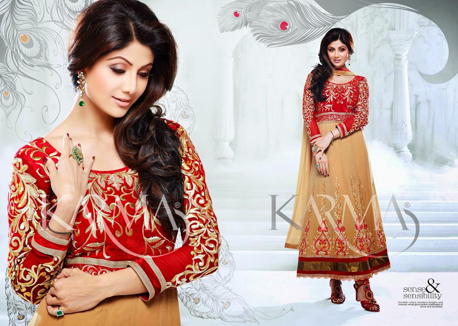 Shilpa shetty wedding suits something