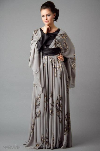 Latest Abaya Designs Arab 2014 For Women | 427 x 640 jpeg 28kB