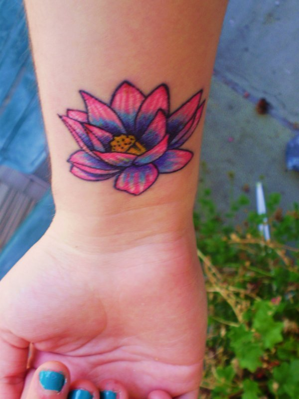 flower tattoo designs 2014 for women
