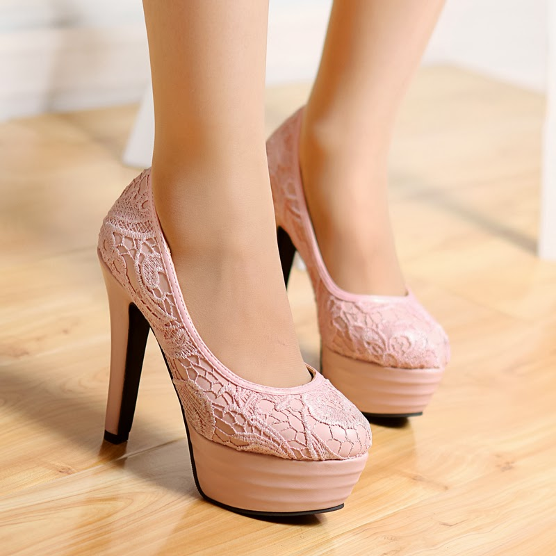 High Heels Shoe Collection 2014 for Ladies