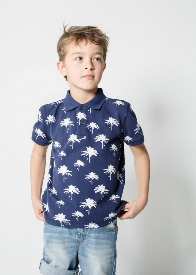 Mango Latest Arrivals Spring Summer Dresses 2014 For Boys Girls