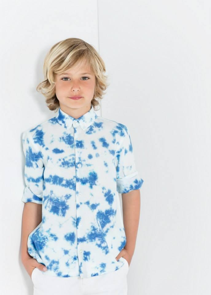 Mango New Arrivals Spring Summer Dresses 2014 For Boys