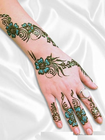 Most Beautiful Mehndi Designs For Hands Fashion Fist 5