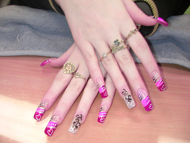 Nail Arts Designs For Women 2014