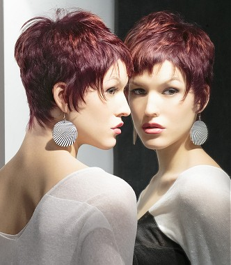 Hairstyles Short Hair 2014 Trends For Girls