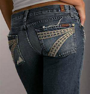 Seven 7 Jeans 2014 Latest Collection for Girls | 300 x 314 jpeg 66kB