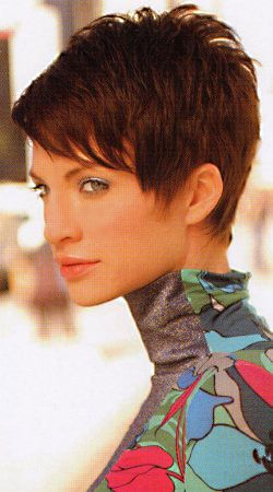 latest and trendy hairstyles 2014 for short hairs for girls