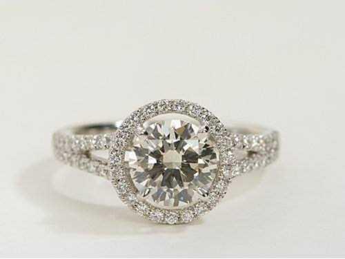 Blue Nile Diamonds Engagement Rings for Women 2014 - photo #6
