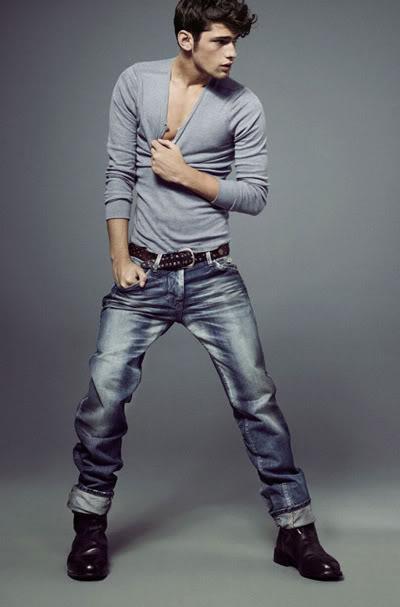 Denim Jeans Men Skinny Jeans New Arrivals 2014