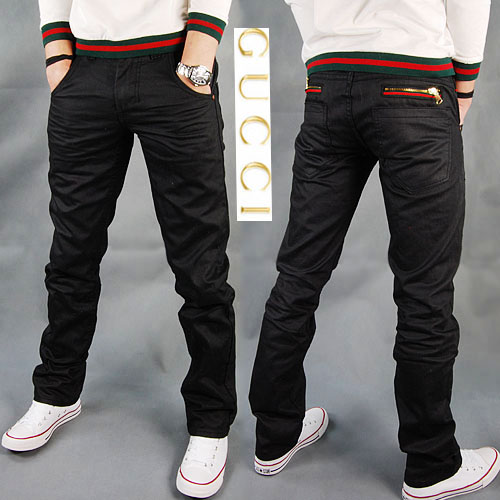 Gucci Men Jeans Latest Arrivals 2014 2015