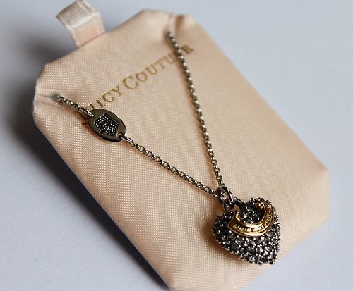 Juicy couture necklace jewelry designs for women fashion for Juicy couture jewelry necklace
