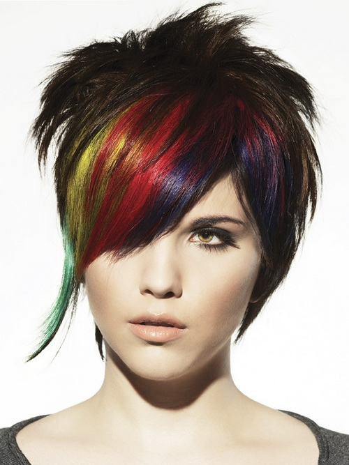 latest hair style trends hair styles trends 2014 for boys and 9257 | Punk Hair Styles Latest Trends for Men and Women Fashion Fist 2