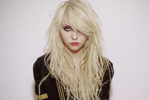 Taylor Momsen Brown Blonde Hair Style Fashion Fist 3 Fashion Fist