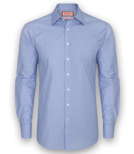 Thomas Pink Shirts Latest 2014 Arrivals for Men