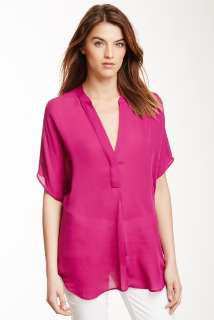 Vince Camuto Blouse Designs for Girls- Fashion Fist (15)