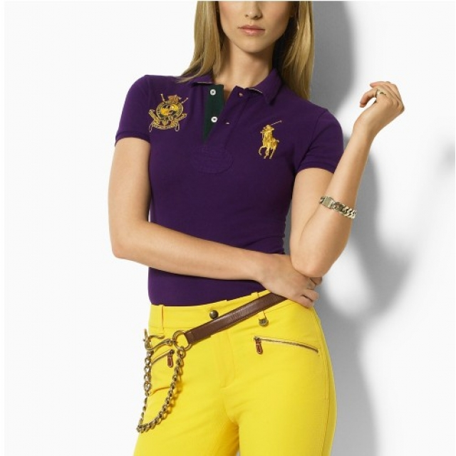 Women Polo Shirts 2014 Designs