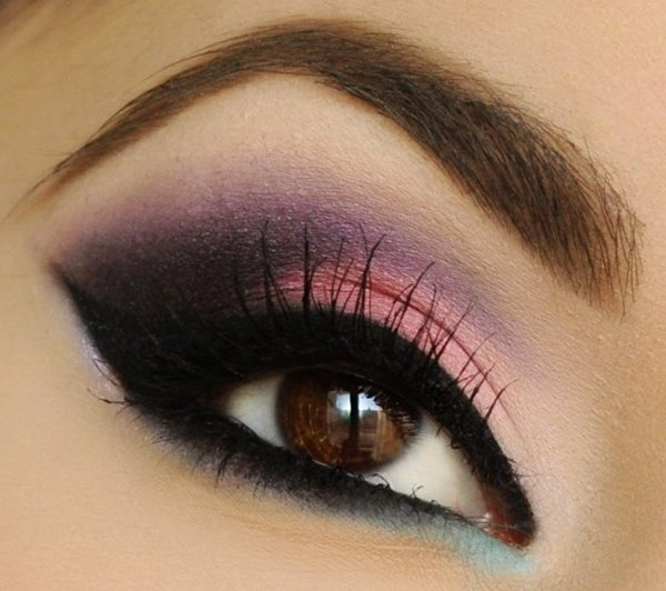 Makeup Smokey Eyes Latest And Trendy 2014