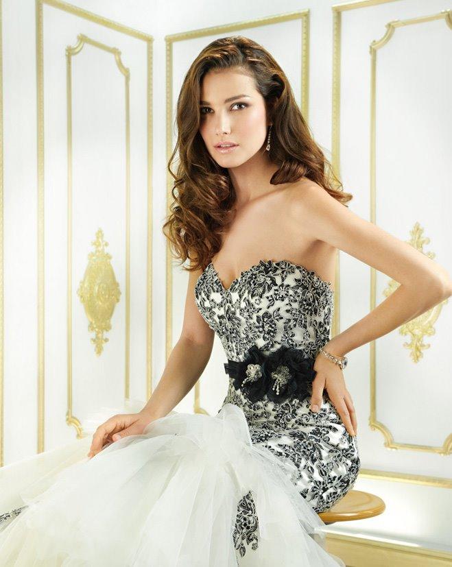 Wedding Gowns Australia Latest and Stylish By Demetrios 2014 - 2015