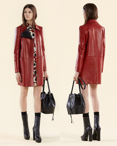 Gucci Dresses Fall Winter Collection 2014 For Women