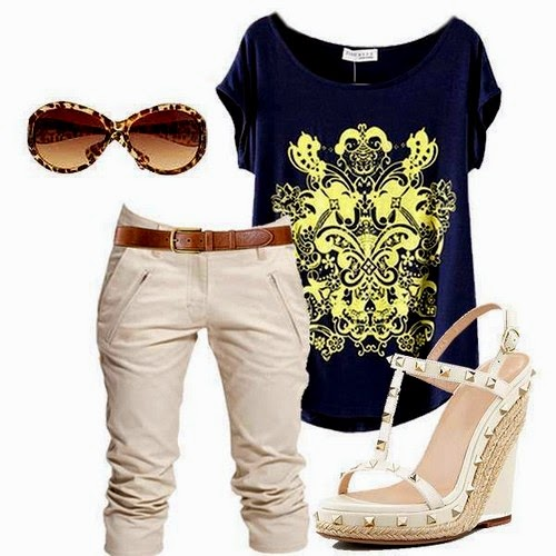 Top 10 Best Contrast Clothing Fashion For Girls Fashion