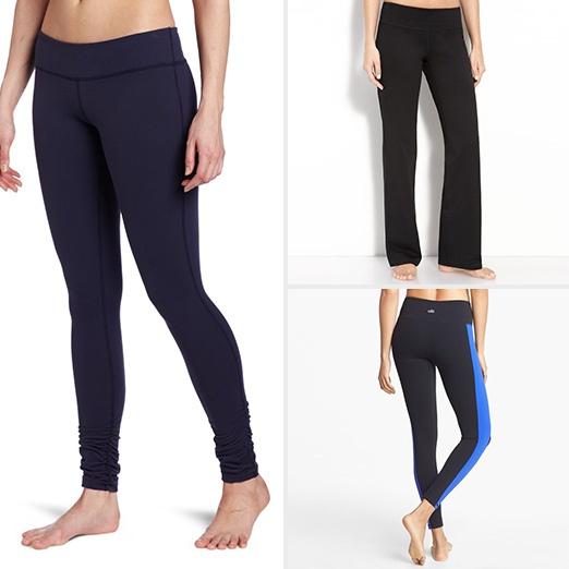 v yoga pants