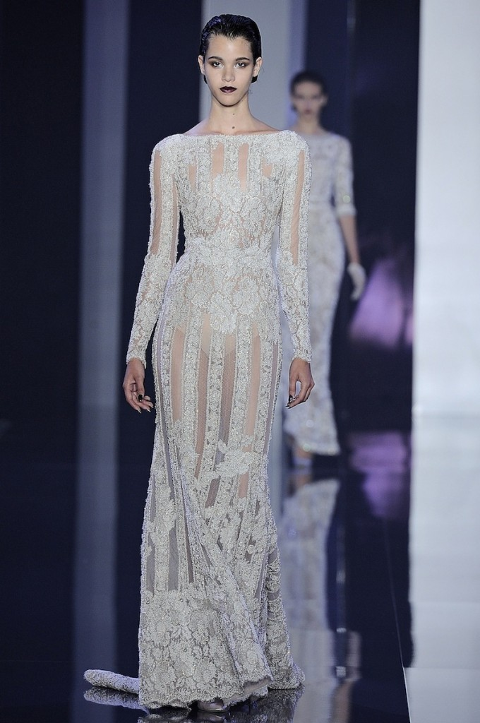 Olivia Palermo Style Top 10 Bridal Looks From Runway