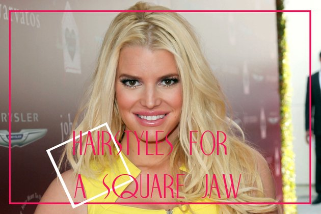 Hairstyles Square Jaw For Women 2014 2015