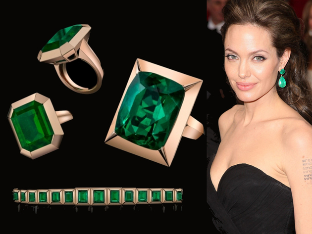 Celebrity Jewelry Collection Of Kate Bosworth For Jewelmint Com Mixes Vintage Inspiration With More Avant Garde Pieces And Sold Only To Subscribers Of