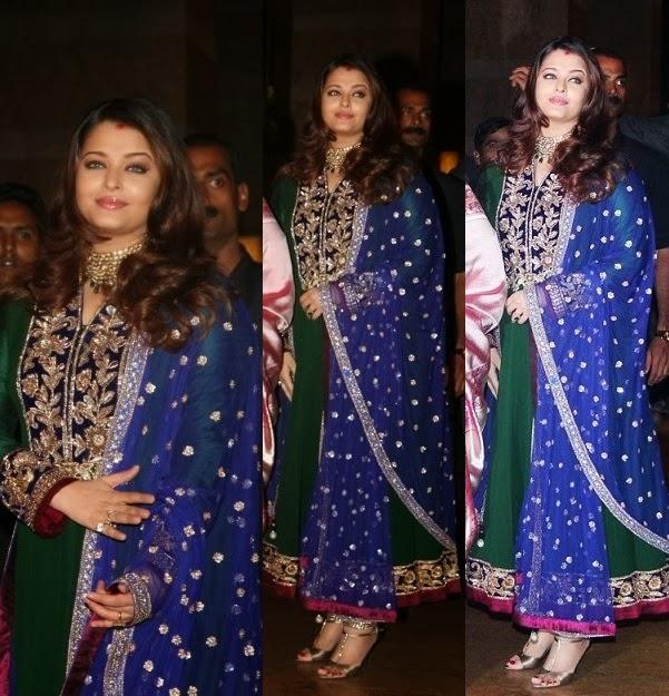 Anarkali Suits By Manish Malhotra Collection On Aishwarya