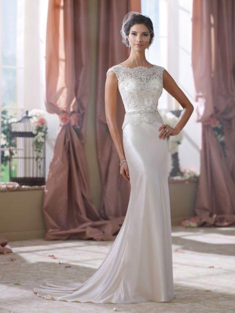 David-Tutera-Attractive-Marriage-Ceremony-For-Mon-Cheri-Fall-2014- Fashion Fist (5)