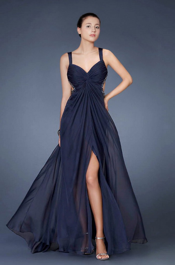 Latest Designer Evening Gowns Western Fashion 2014 Fashion
