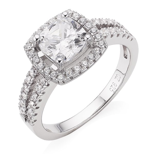 Engagement Rings Diamonds Silver New Designs 2014 2015