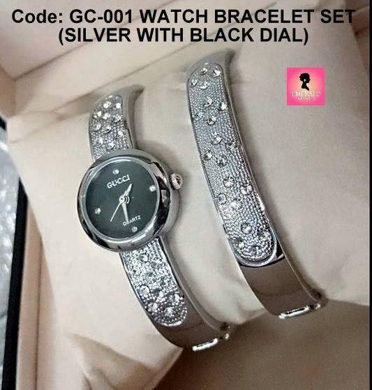 Women Gucci Watches And Bracelet Designs 2014 2015