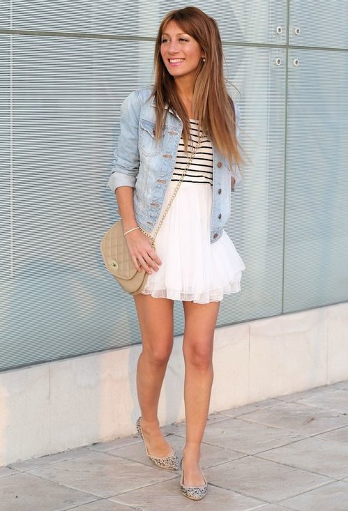 Fashion Street Style Summer Wear For Western Girls 2014 2015