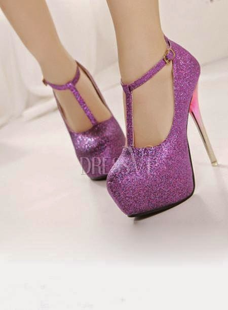 Dressve Prom High Heels Shoes Designs 2014 For Western